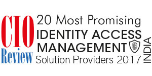 20 Most Promising IAM Solution Providers - 2017