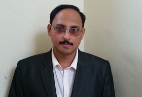Prashanta Ghoshal, Director IT Solutions, Geometric